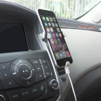 Quality Clamp Triangular Smartphone Car Holder Air Vent Mount Holder for Smartphone wholesale
