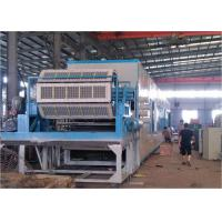 Quality Stable Egg Tray Dryer System For Automatic Egg Tray Production Line Low Noise wholesale