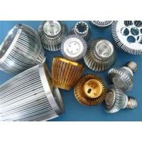Quality Round aluminum CPU, power, LED light lamp heatsink extrusions manufacturer wholesale