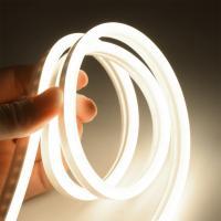 China 6mm Narrow Led Neon Flex Rope Light , Waterproof Flexible Neon Rope For DIY Decoration on sale