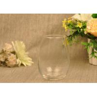 Quality Beverage Tall Coloured Tumbler Glasses Personalized Eco Friendly wholesale