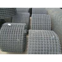 Quality Industrial Stainless Steel Crimped Wire Netting With Hot Dipped Galvanized wholesale