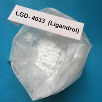 Quality Body Building Anabolic Sarms LGD-4033 Purity 99% Sarms Ligandrol CAS 1165910-22-4 wholesale