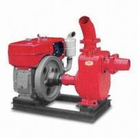China Sprinkler with Pump, 7.56kW Shaft Power and 12 HP Matching Power on sale