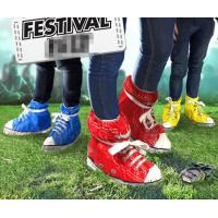 Quality Outdoor non-slip cheap waterproof shoe covers wholesale