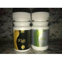 China 100% Lida Weight Loss Pills , Gold Black Natural Slim Capsules Herb Plant Material on sale