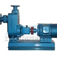 Quality Marine And Ship Use Self Priming Centrifugal Oil Pump/Horizontal Seawater Dirty Water Transfer Pump wholesale