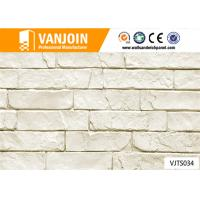 Quality 580X280mm Exterior Extruded Clay Wall Tiles Reclaimed Thin Brick Flexible Cladding Tile wholesale