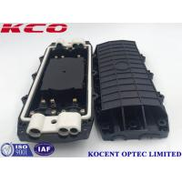 Quality KCO-H33120 12fo To 144fo 3in 3out Fibre Optical Splice Closure Joint Box FTTB Outdoor IP67 Waterproof wholesale