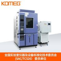 Buy cheap 408L temperature humidity testing chamber with cable port and observation window from wholesalers