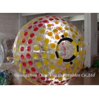Quality Inflatable Sports Games Clear Zorb Ball Inflatable Human Ball (CY-M1664) wholesale