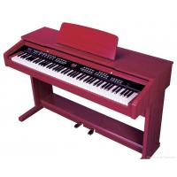 cheap melamine shell red 88 key digital piano electronic keyboard piano of ec91134144. Black Bedroom Furniture Sets. Home Design Ideas
