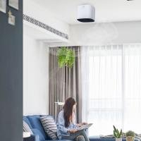 China Ceiling Scent Diffuser Nano Atomization Technology Light Track Installed Remote Control on sale