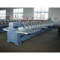 China 15 Head Cross Stitch Embroidery Machine High Speed 16000000 Stitches Memory capacity on sale