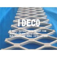 Quality Ampligrip, Expanded Aluminium Floor Gratings, Lightweight Roof Safety Access Walkways/ Platforms/ Stair Treads wholesale