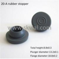China 20mm Butyl Rubber Stopper on sale