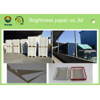 Quality Single Side Coated Duplex Paper Board With Grey Back For Roll Package 250g wholesale