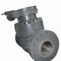Quality Trunnion Ball Valve with RF, RTJ and Butt Weld Connections wholesale