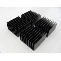 Powder Coating Anodizing Aluminium Heat Sink Profiles Colourful High Efficiency for sale