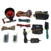 Quality 2 Way Car Alarm Remote Starter, with LCD Display (CA-ZD-999) wholesale