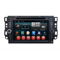 Quality Chevrolet Tahoe Car GPS Navigation Android DVD USB SD Radio Satnav RDS TV Car Stereo wholesale