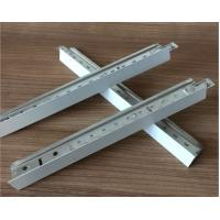 Quality Smooth Surface T Grid Ceiling System Galvanized Strip Steel Material wholesale