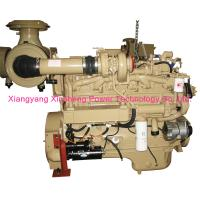 Buy cheap NTA855-C400 298kw Industrial Diesel Motors , 14L Displacement 4 Stroke Diesel Engine from wholesalers