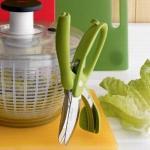 Quality Salad Spinner & Toss Scissors Kit (FG2158) wholesale