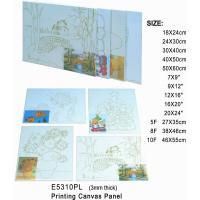Quality 3mm Thick Print Stretched Canvas Art Painting Canvas Panel OEM Service Avaliable wholesale