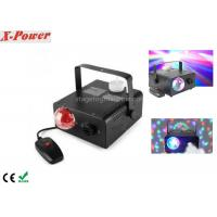 Quality Portable 400 W LED Fog Machine For Disco / Movie Scene / Road Shows wholesale