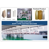 Quality Silicone Release Paper Film 120m/Min 1000mm Adhesive Tape Coating Machine wholesale