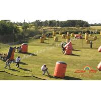 Quality Sport Game Inflatable Paintball Bunkers wholesale