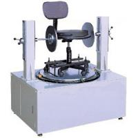 Quality Micro computer controller Chair Testing Machine , Office Chair Swivel Cycling Durability Tester wholesale