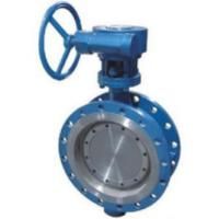 Quality Double Eccentric Butterfly Valve Wear - Resisting Sealing Small Torque wholesale