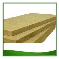 Quality Rock Wool Heat Resistant Thermal Insulation Boards For Walls 25 - 150 MM Thickness wholesale