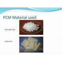 Quality Paraffin Wax PCM Phase Change Material PCM In Energy Storage System wholesale
