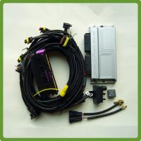 Quality LPG/CNG AC ECU with Self-adaption Function for 3 or 4 Cylinder Petrol EFI Injected Gasoline Cars wholesale