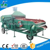 Quality Used for red sorghum grain cleaner/ wheat husk removing machine wholesale