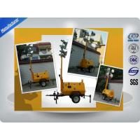 Quality Trailer Mounted Light Towers wholesale