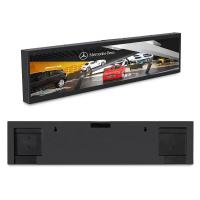 Quality Ultra Wide Stretched Bar Lcd Monitor , Lcd Advertising Screen 0.102x0.285mm Pixel Pitch wholesale