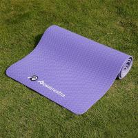 Buy cheap Anti-Slip Eco Fitness Yoga Mat Outdoor Leisure Products 6mm Thick product