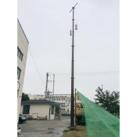 Quality the best quality 15m heavy duty standard non-locking pneumatic telescopic masts 400kg load wholesale
