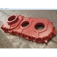 Quality 84kg Smooth Cast Resin , Cast Iron Products Transfer Housing For Crane wholesale
