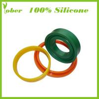 Quality 100% Silicone Custom Silicone O Ring Seals Seal & Gasket Silicone Rubber O Ring For Sealing Silicone Rubber Seal Ring wholesale