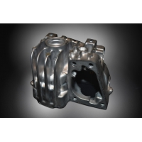 China Auto Transmission Housing Aluminum Die Casting with JIS Standard on sale