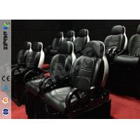 Quality Customized Cinema Movies Theater With Emergency Stop Buttons For Indoor Cinema wholesale