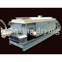 China High Heat Efficiency Hollow Paddle Sewage Sludge Drying Equipment For Heat Sensitive Material on sale