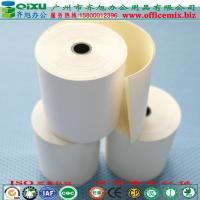 China Cash register paper thermal roll Wholesale Printing thermal Carbonless paper Sheets Forms on sale