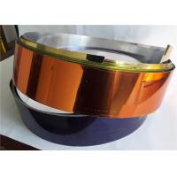 Quality Acp Products Aluminum Sheet Roll Gold Color Polished Perfect Weather Reisitance wholesale