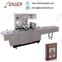 China High Quality Cellophane Sealing Machine,Automatic Cellophane Wrapping Machine For Box on sale